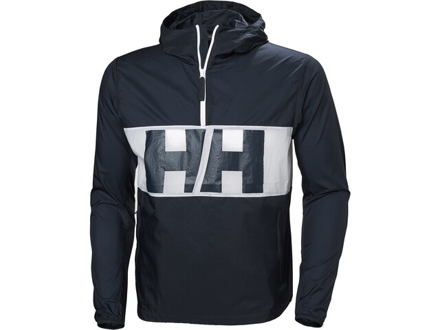 Helly Hansen Active Anorak coupe-vent Homme, navy